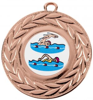 bronze medal, swimmer