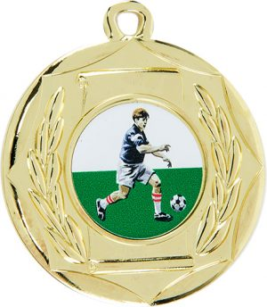 gold medal, soccer player