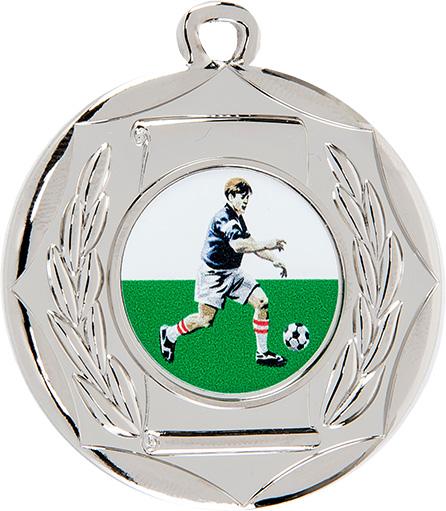 silver medal, soccer player