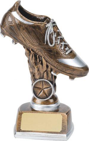 R164-56 Resin Soccer Boot 19cm AG+SH