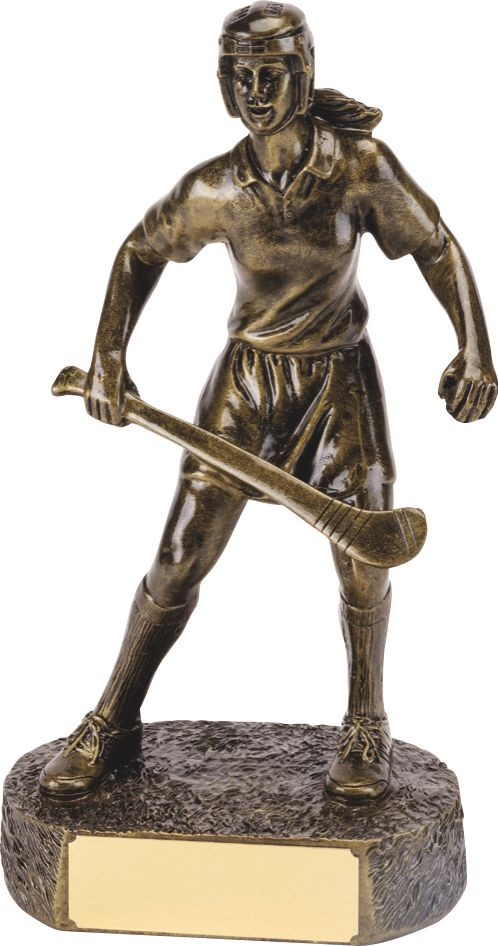 R644-51 CAMOGIE BRONZE FIGURE (Small)