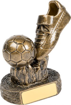 soccer trophy, football trophy, customise, engrave